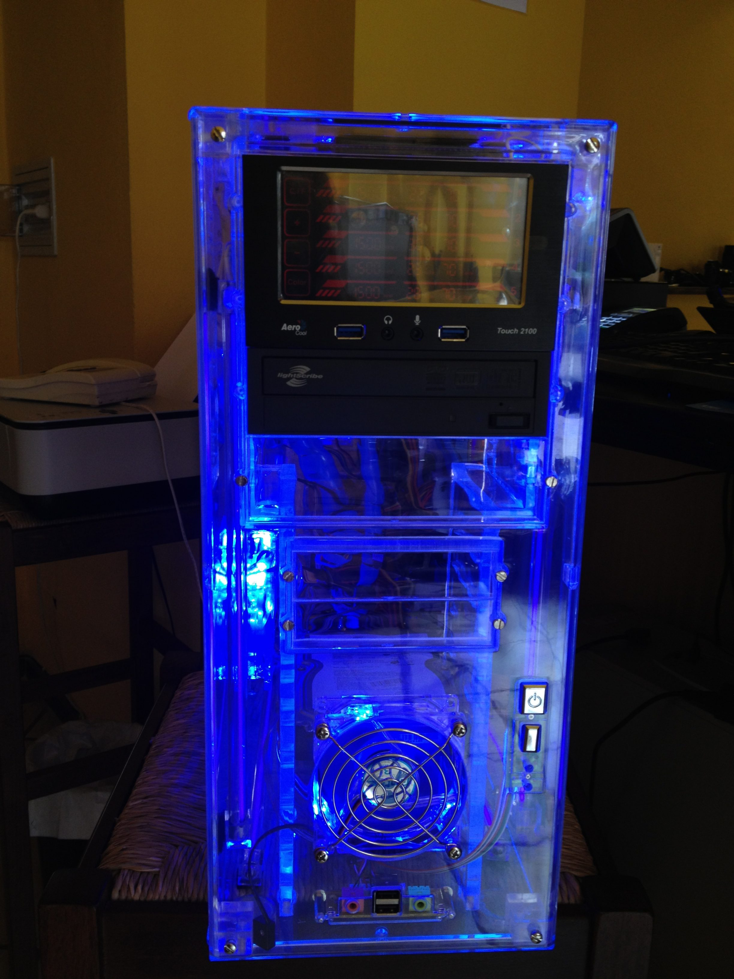 Pc Modding Informatica GM